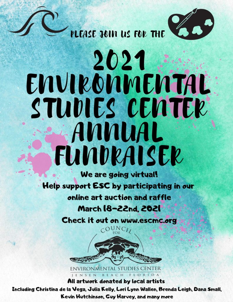 2021 Annual Fundraiser Flyer